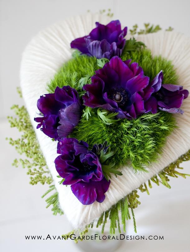 Bouquets – Avant-Garde Floral Design