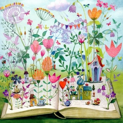 The Wonderful World Of Books - Mila Marquis. http://sunnydaypublishing.com/