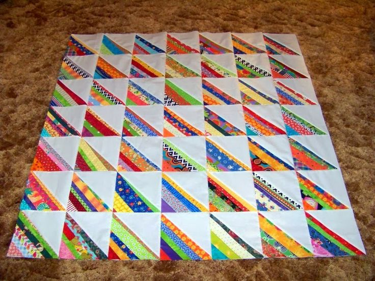 Another String Quilt Idea Quilt Tutorials And Ideas