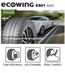 Kumho Tyres are the smart choice for quality, durability and value for money. We offer auto tyres for cars, 4WD, SUV, Trucks, Buses & Motorsport