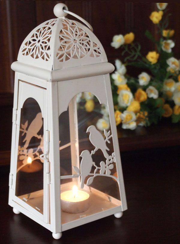 Lampion W Stylu Prowansalskim / Lanterns Provencal Style