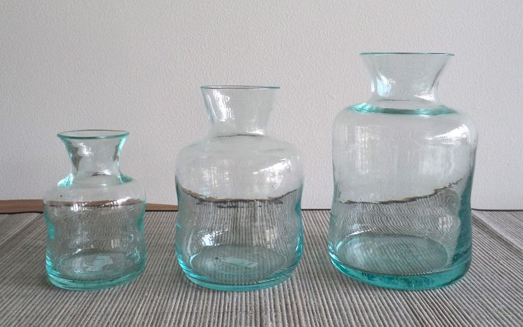 Your living room will be perfect with our Vase Clear. We have 3 size: small, medium, and large.