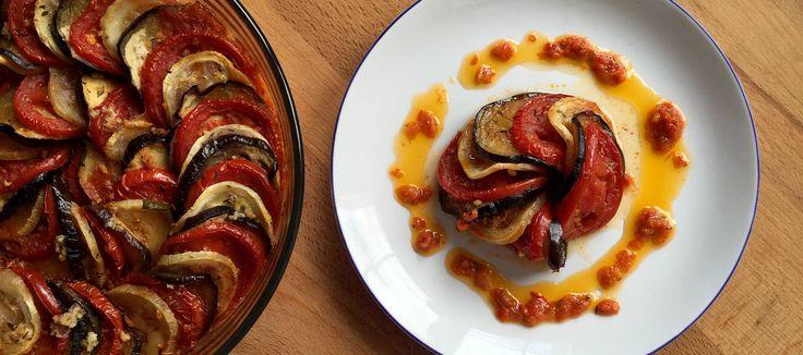 Una receta de película para aprovechar el último coletazo de las hortalizas de verano. Con este pisto sofisticado hasta una rata parecerá un chef de alta cocina.