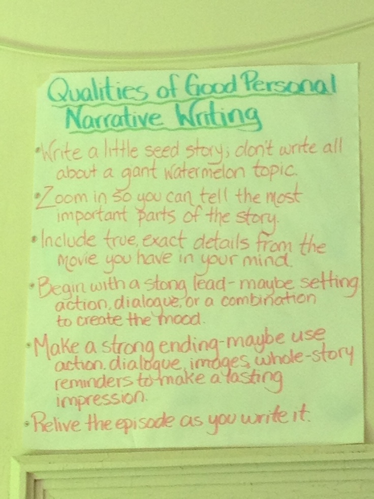 "a good narrative essay topic Describe one thing you're really good at 56 thoughts on "" 60 narrative writing prompts for kids "" comment navigation i love the variety of topics."