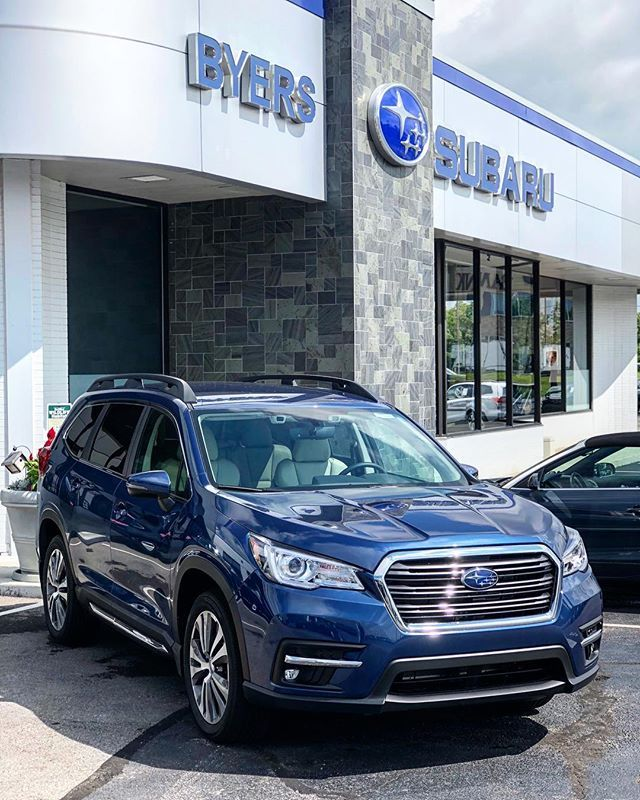 Byers Airport Subaru >> Visit Byers Airport Subaru Today To Experience The All New 3rd Row