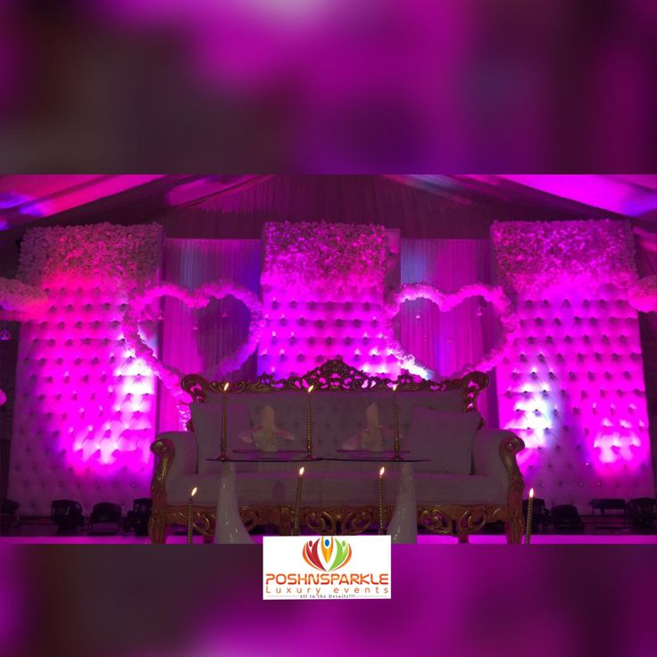 It's was a love nest theme wedding everything There story was about love we love creating your fantasy.
