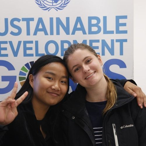 Young Australians Talk About The Importance of the Sustainable Development Goals by UNIC Canberra on SoundCloud