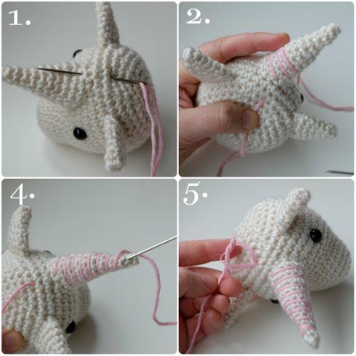 1000+ ideas about Crochet Unicorn on Pinterest Unicorn ...