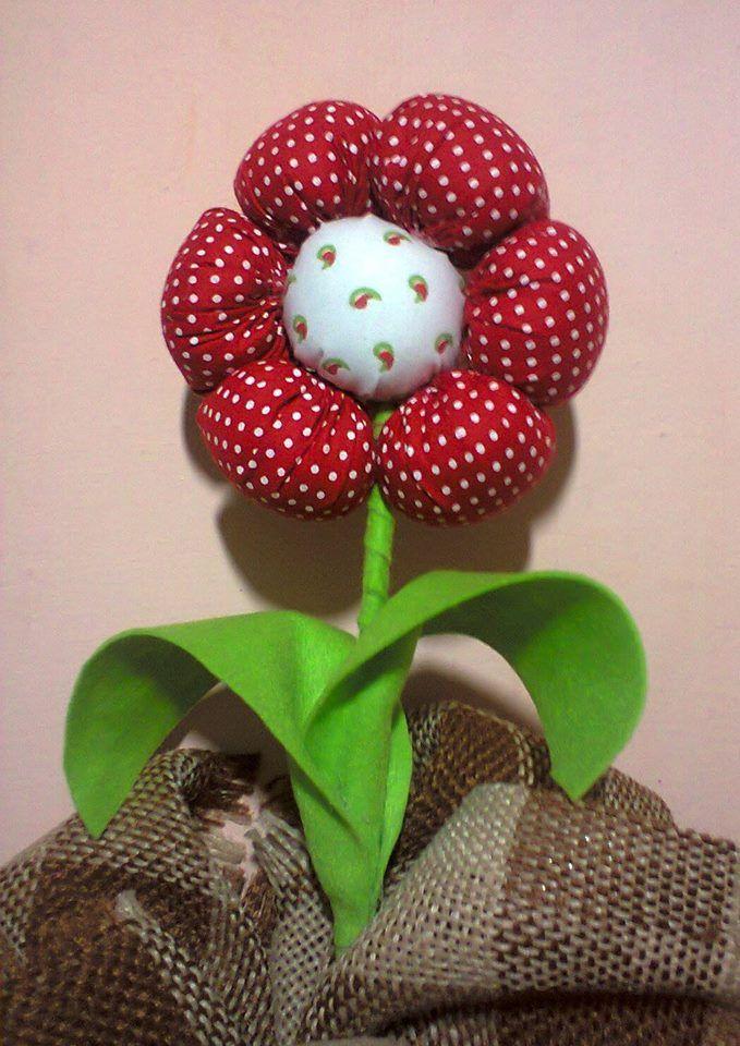 Peso de porta 1 Flor