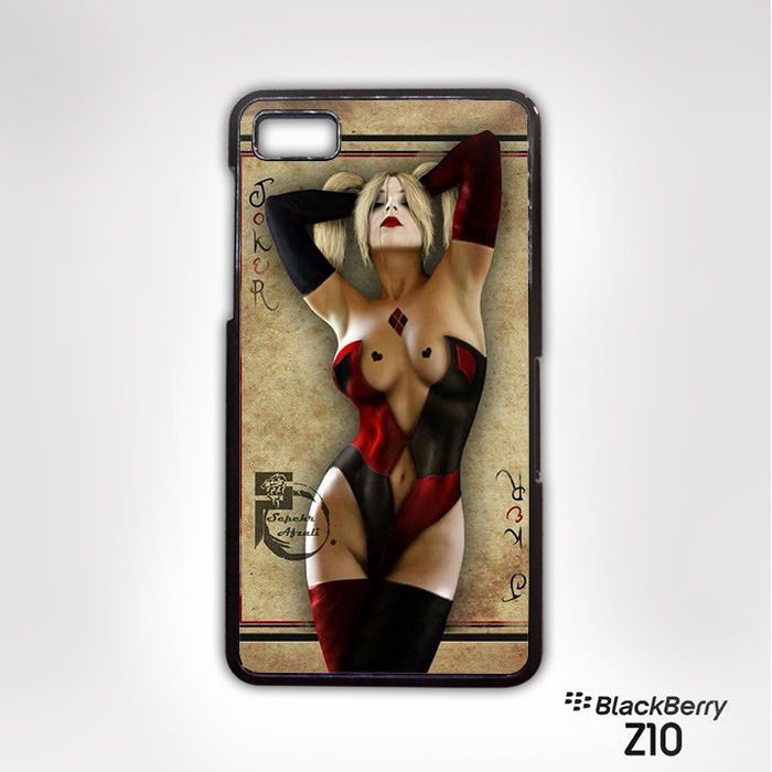 Harley Quinn AR for Blackberry Z10/Q10 phonecases