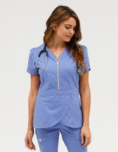 17 Best Images About Scrub Tops On Pinterest Women S
