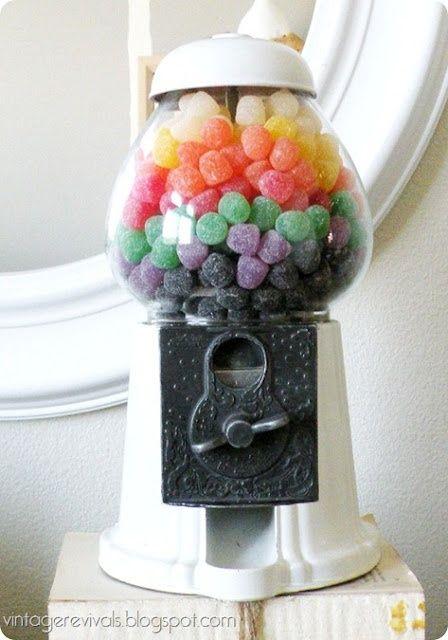 Emerson Motion Activated Candy Dispenser ~ Best maquina de caramelos images on pinterest caramel