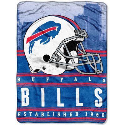 Northwest Co. NFL Bills Stacked Throw
