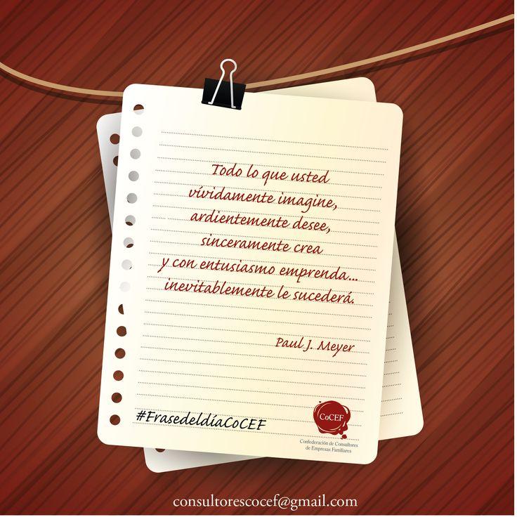 #FrasedeldíaCoCEF #Frasedeldía #quote #frase