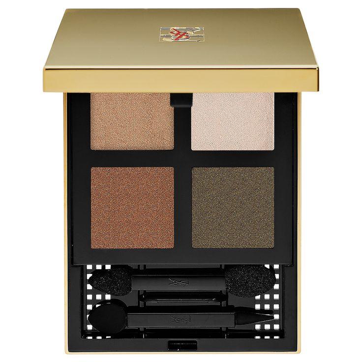 Yves Saint Laurent PURE CHROMATICS - 4 Wet & Dry Eye Shadows: Eye Sets & Palettes   Sephora