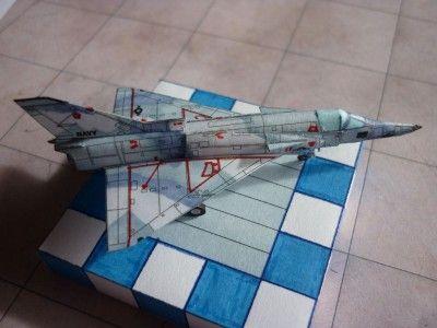 IAI Kfir aircraft