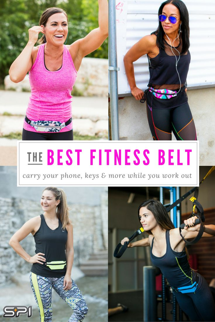 Spibelt Is The World S Best Fitness Belt And So Much More Comfortable Than An Armband It Lets You Go Hands Free Fun Workouts Workout Belt Workout Accessories