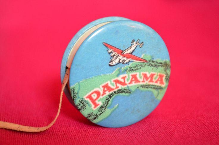 Vintage Panama - Beaver Carbon Papers New York Miniature Tape Measure #ManifoldSuppliesCo
