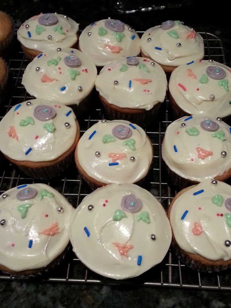 Animal Cupcake Cakes Ideas