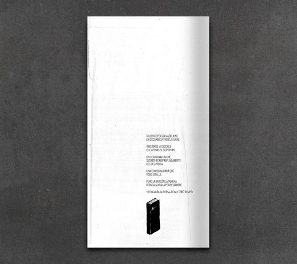 Absentha / Afiche by Juan Pablo Dellacha, via Behance