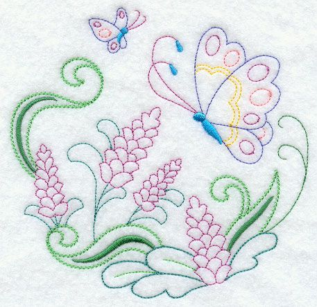 Machine Embroidery Designs at Embroidery Library! - Color Change - G9554