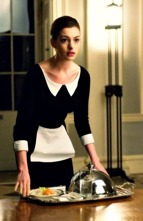 """Selina Kyle in TDKR-Very sweet, innocent look. But don't be fooled by the """"Cat Burglar""""! She always has an angle!"""