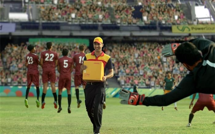 #DHL Makes the Perfect Football Delivery this ISL Season with its Latest Brand Campaign