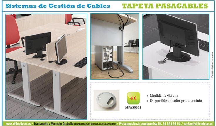 Sistemas de Gestión de Cables