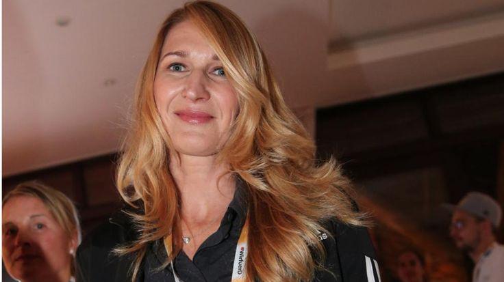 Tennis-Legende bei Olympia | Steffi Graf traut Kerber Großes zu - Olympia 2016 - Bild.de