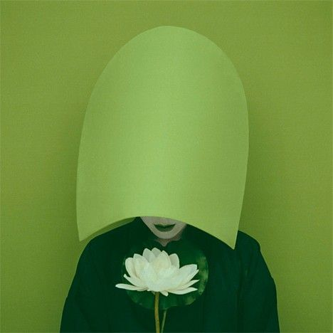 Kimiko Yoshida's 'Brides' series of self-portraits.