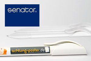 Kugelschreiber bedrucken in kleinen Auflagen ab 50 Stück. #Kugelschreiber https://www.stempelservice.de/werbeartikel-werbemittel/kugelschreiber-inkl-4-farbiger-druck