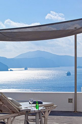 Andronis Villa Cave Pool - Andronis Luxury Suites