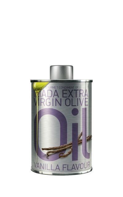 Vanilla flavoured oil