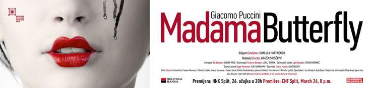 Billboard za Madam Butterfly