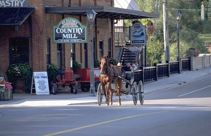 St. Jacobs Ontario (yes, modern day :)
