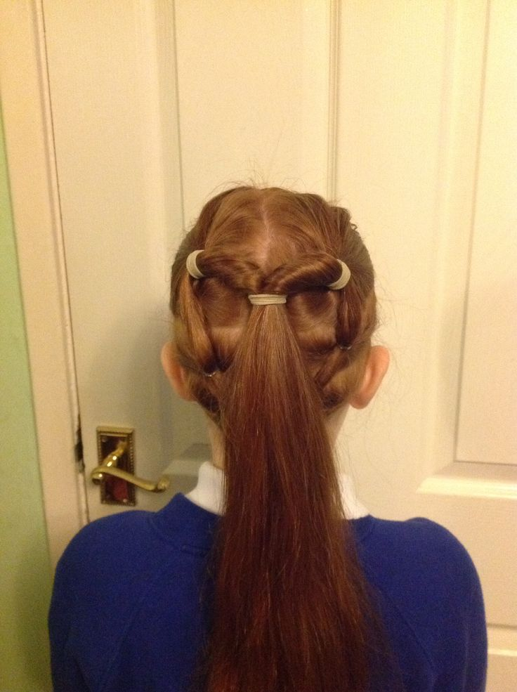 17 Best images about Hairstyles on Pinterest | Rope braid, Pony tails and Twists