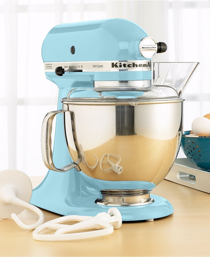 168 best images about kitchen aid on pinterest kitchenaid artisan kitchen aid mixer and poppies - Kitchenaid mixer bayleaf ...