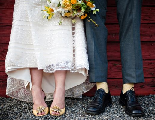 How to Pull Off a Preppy Wedding Theme...