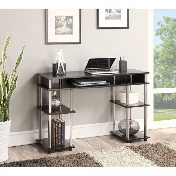 Modern Computer Desk Student Workstation Home Table Desktop Office Writing Work #ModernComputerDesk #Modern
