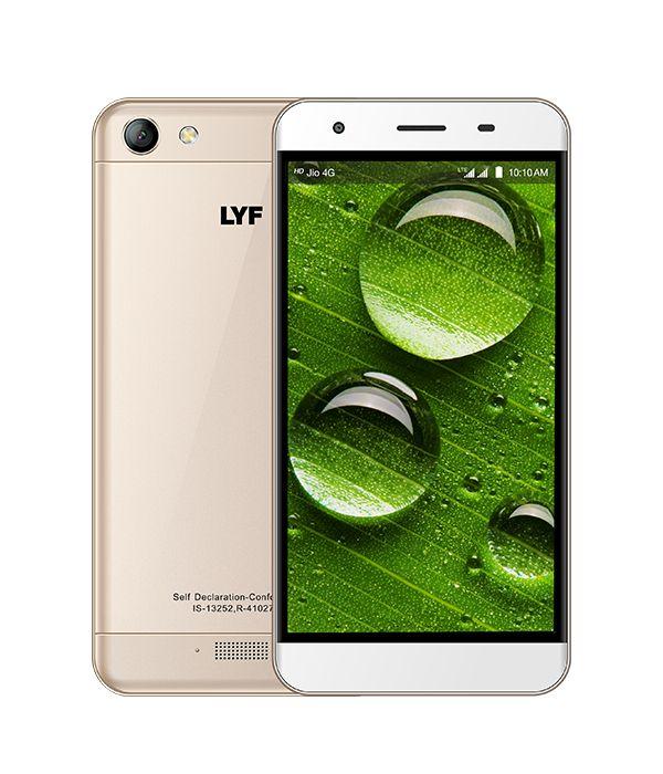 LYF WATER 11 - 13MP Camera Smartphone