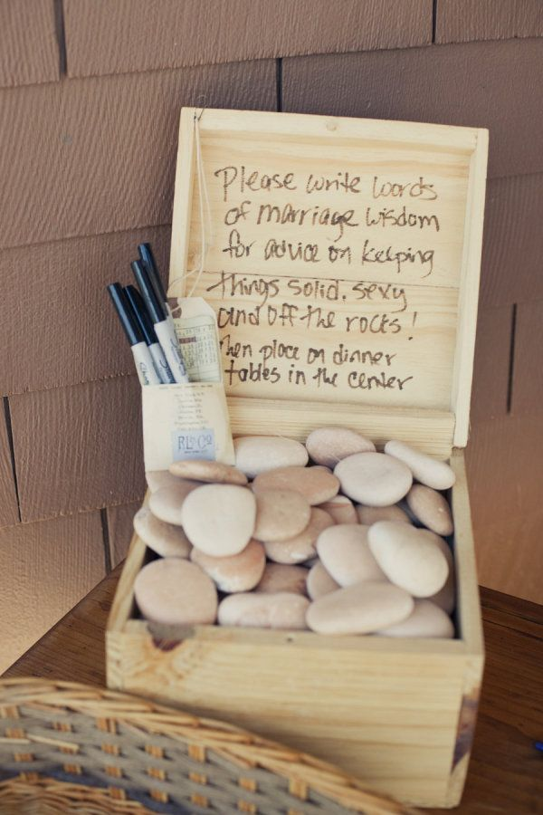 This could be adapted for several things; we have one child that loves rocks...what about encouraging words?