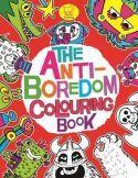 The Anti-Boredom Colouring Book.