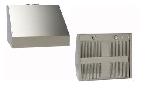 """Bull BBQ 66009 36"""" Stainless Steel Outdoor Vent Hood"""