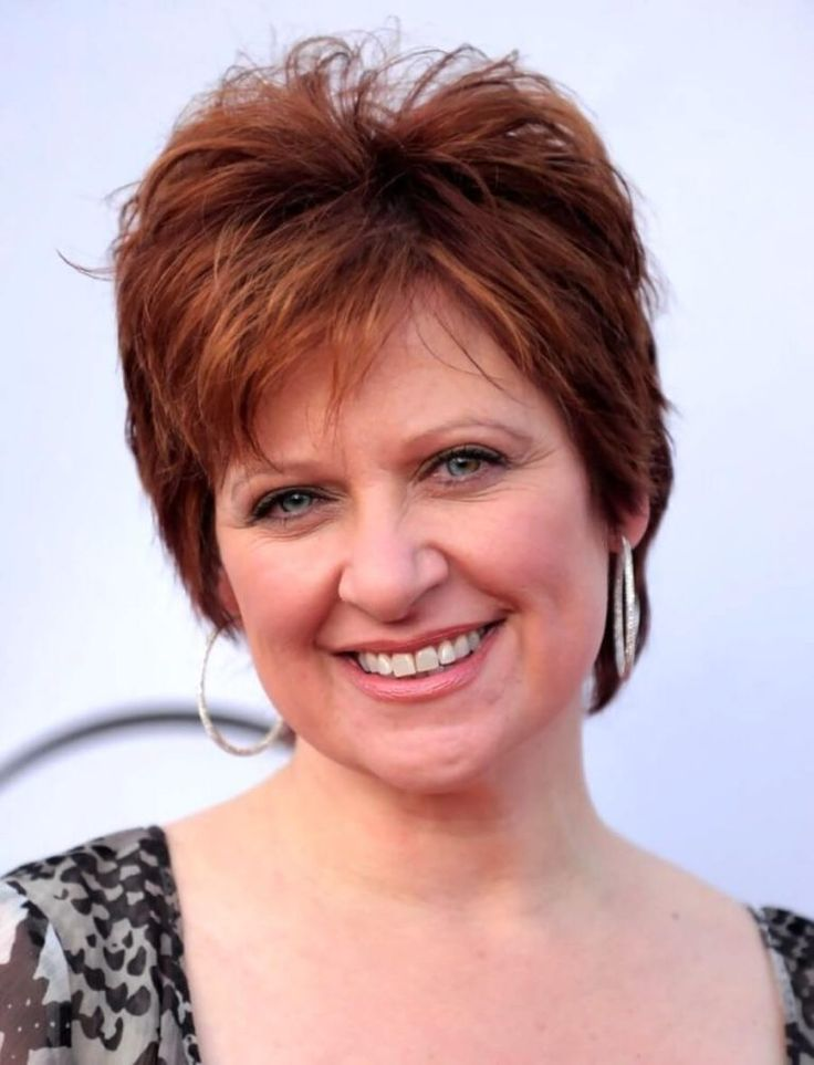 45 best hairstyles for overweight women over 50  short