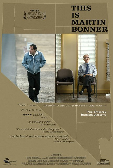 This is Martin Bonner Official Poster   Flickr - Photo Sharing! Find us on Facebook at:  https://www.facebook.com/ThisIsMartinBonner