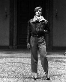 Giorgio Armani Leather Jacket, 1983
