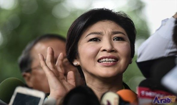 Fugitive Thai ex-PM Yingluck in Dubai, aiming for UK