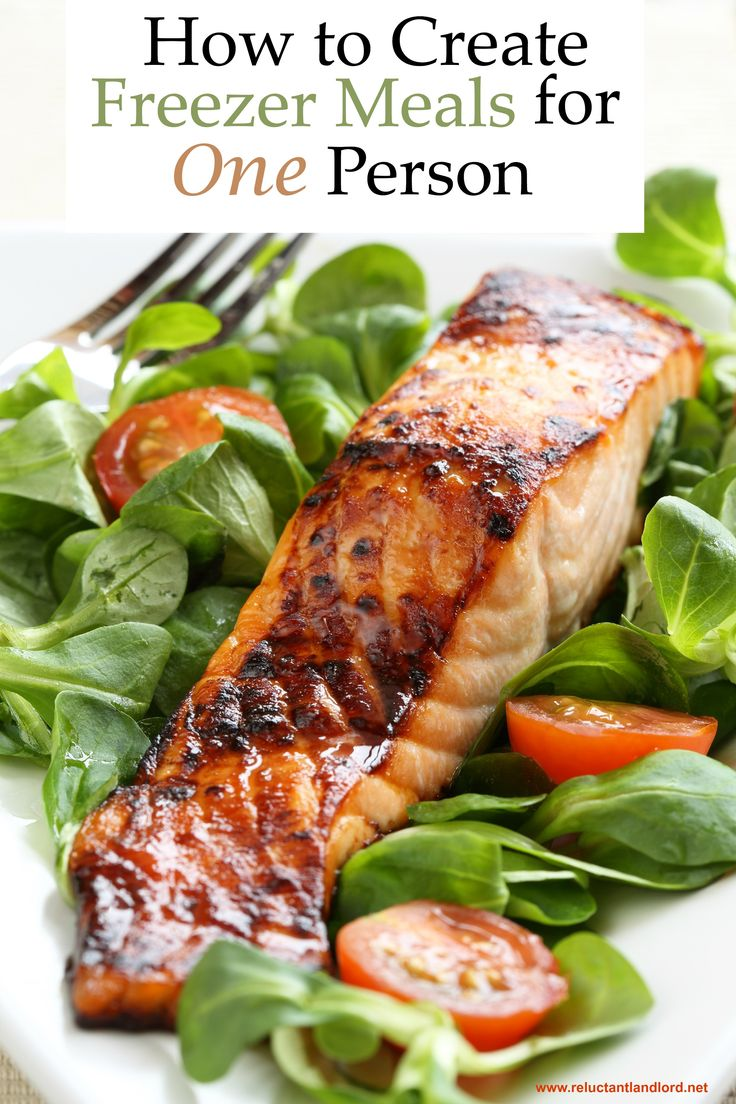 25+ Best Ideas About One Person Meals On Pinterest  Cooking For One, Meals  For One And Hope Solo Husband