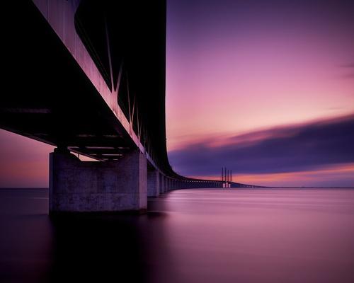 "500px / Photo ""Oresund bridge 20120710"" by Magnus Larsson"