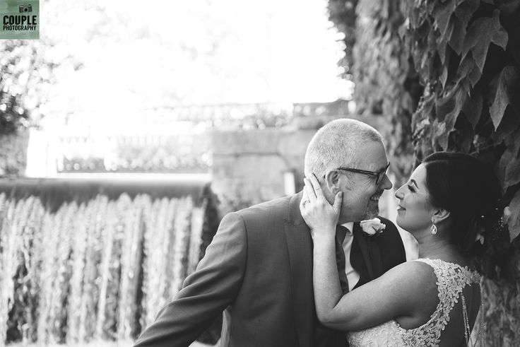 a kiss by the mill at Cliff at Lyons